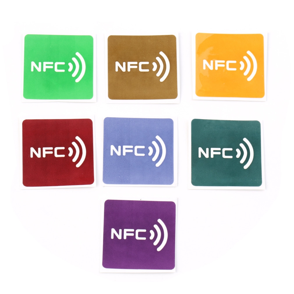 how to use nfc tags