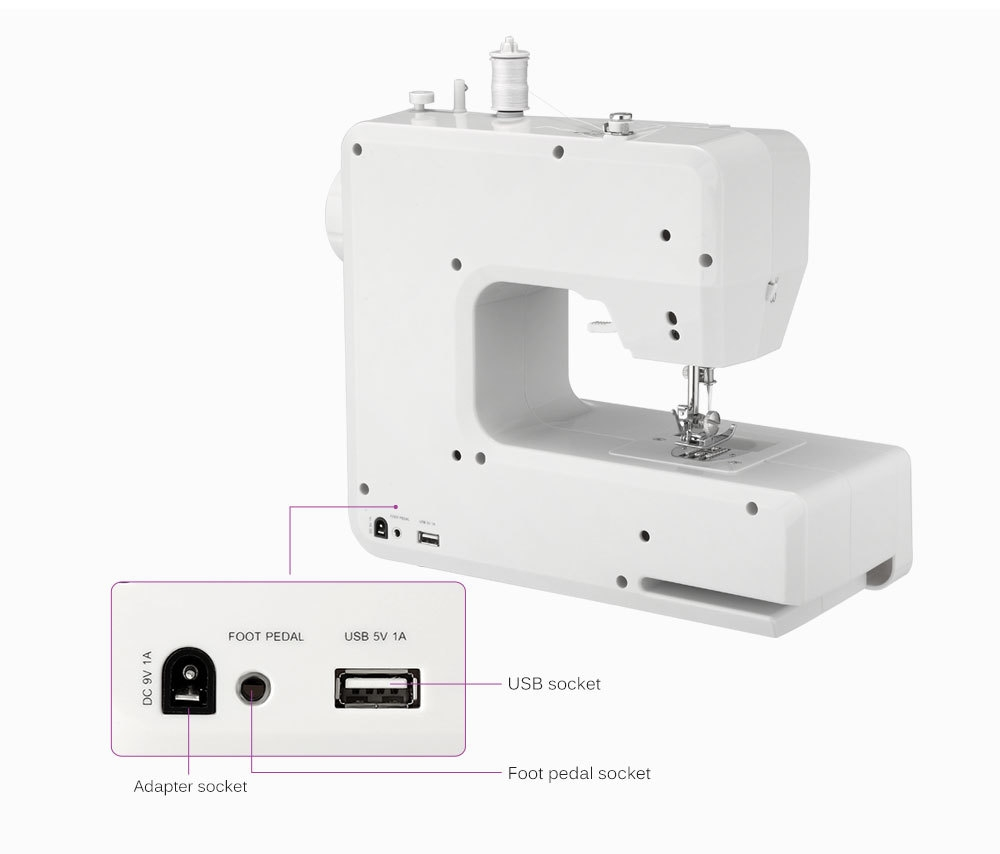buy generic household sewing machine with 12 different