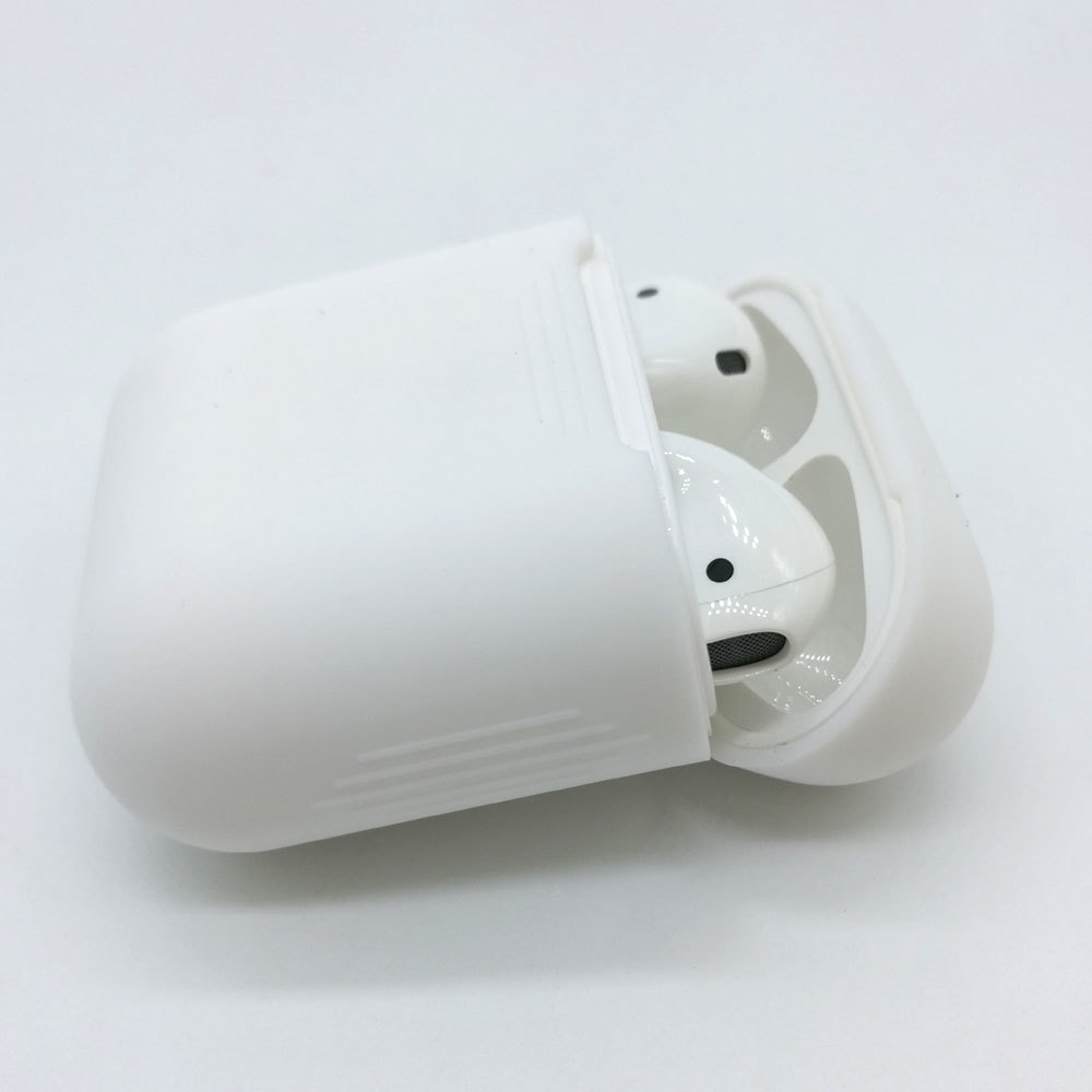 Details Of Silicone Shockproof Anti Slip Case Charging Box For