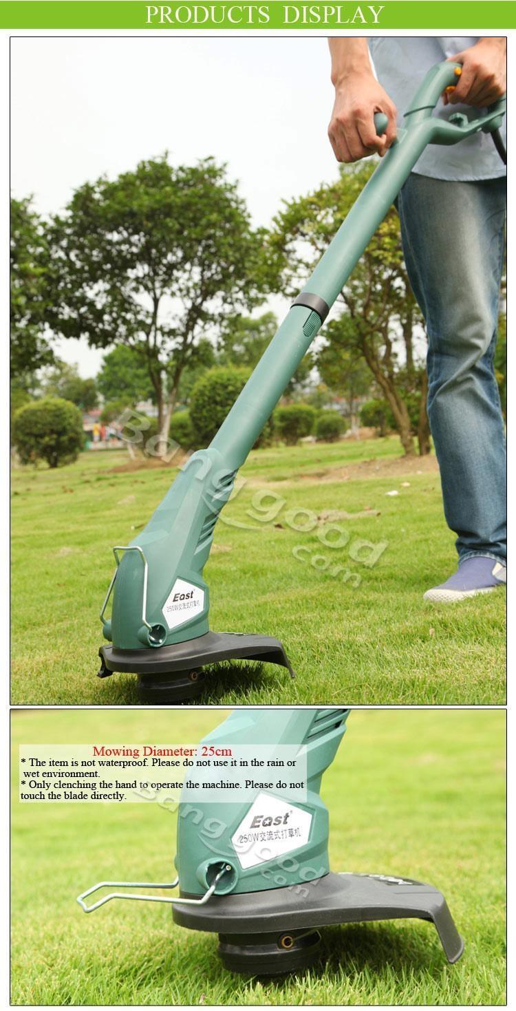 garden 250W Electric AC Grass Trimmer