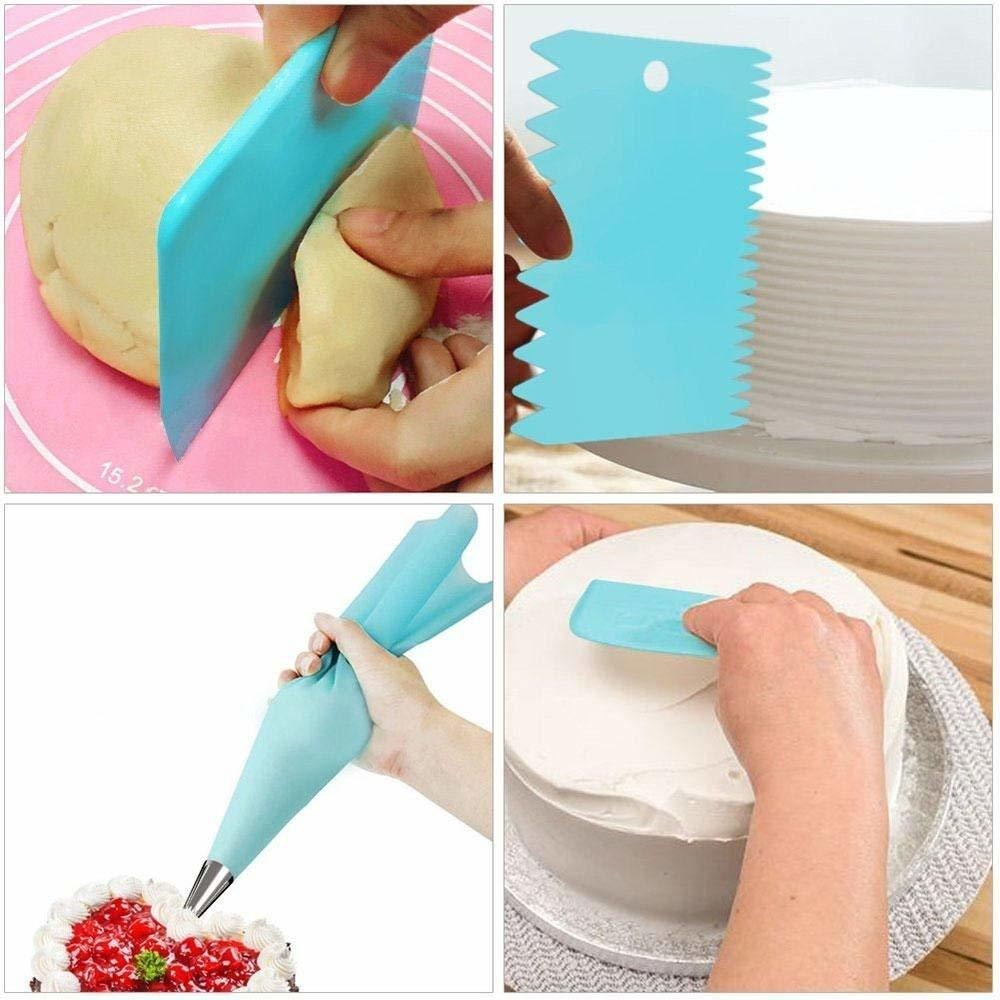 41pcs Cake Decorating Tools All-In-One Baking Supplies Piping Set