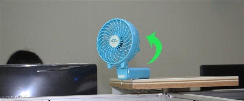 Handheld Mini Fan9