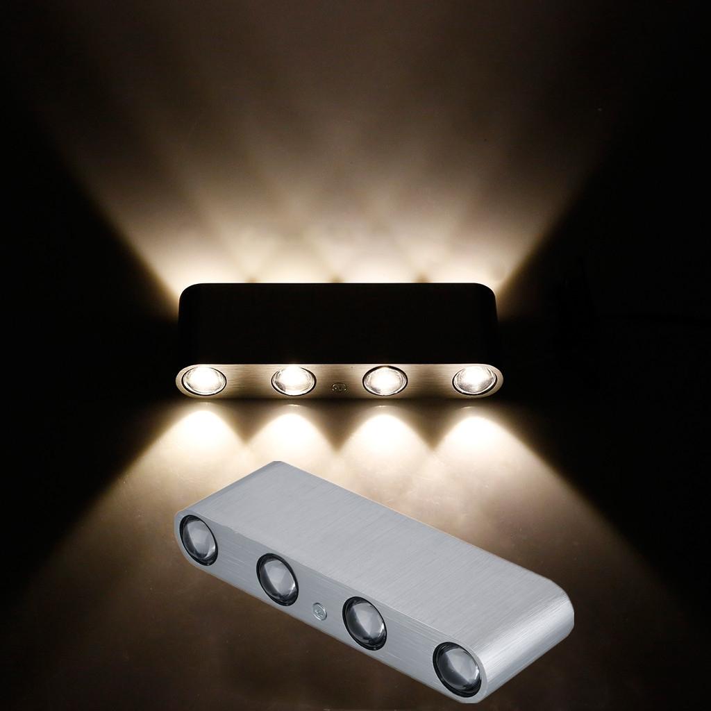 Wall Light Jumia: 8W Warm White LED Wall Light