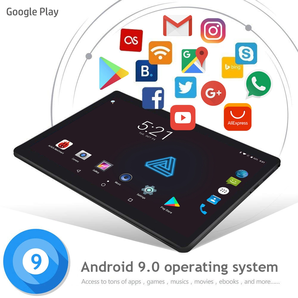 2019-New-10-inch-Tablet-Android-9-0-OS-3G-4G-LTE-Dual-SIM-Card-1280x800
