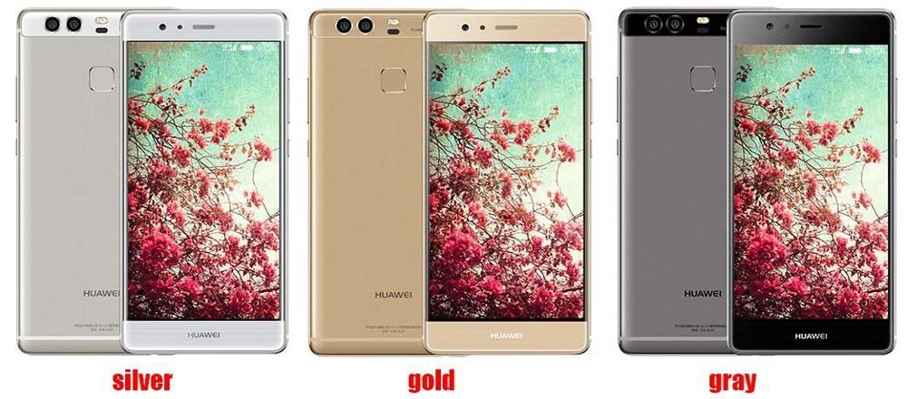 "Huawei P9 3GB RAM 32GB ROM 5.2""FHD 1920X1080 Fingerprint Mobile Phone 12MP*2 Hisilicon  99%New Used gold 1"