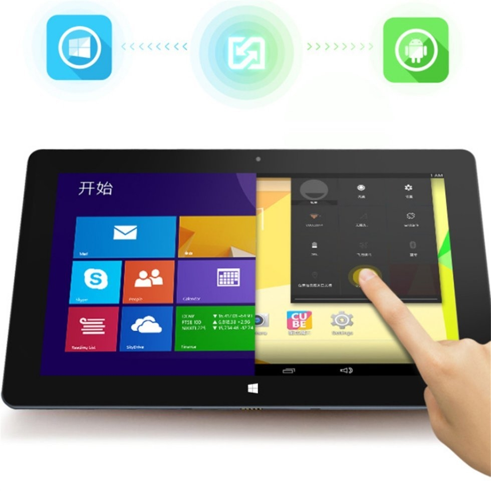 Generic Cube I10 Durable 10 6 Inch HD Display Tablet PC