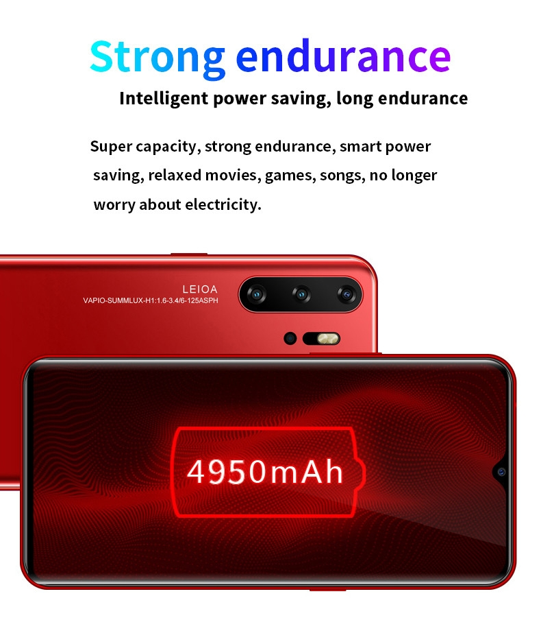 Generic smartphone Android 9 16 2''Dual 8Cores 3G + 32GB 3G