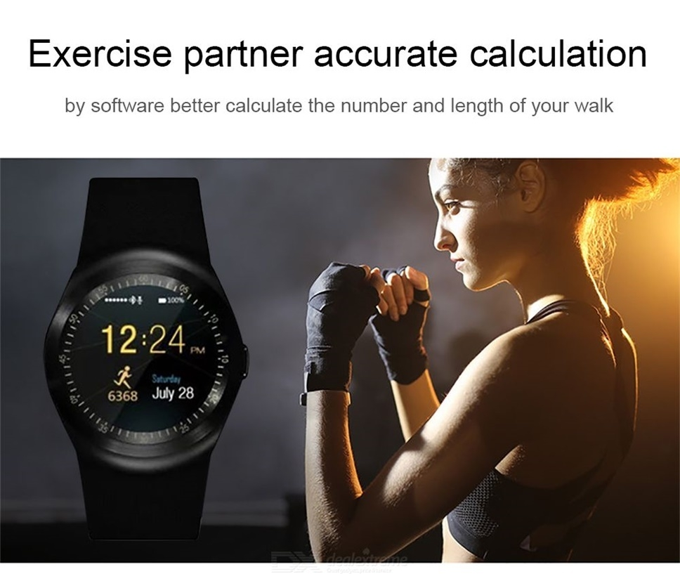 Calories Tracking