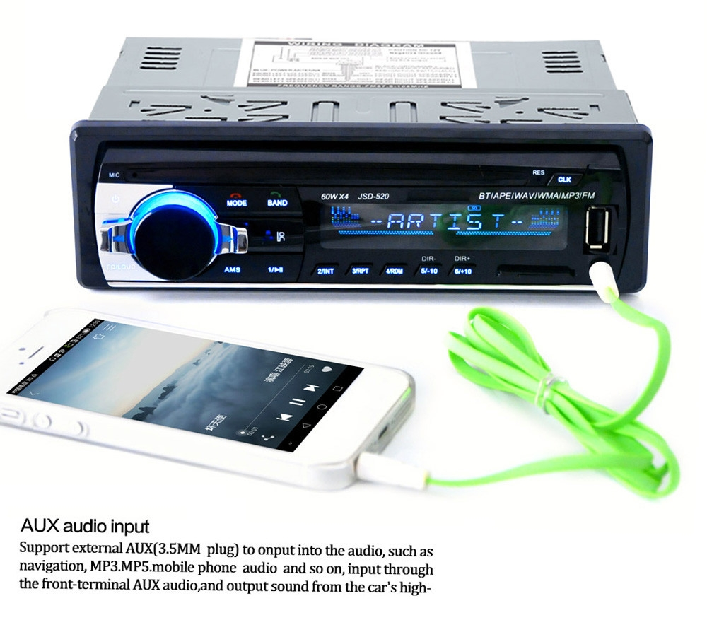 Best Mp Format For Car Stereo
