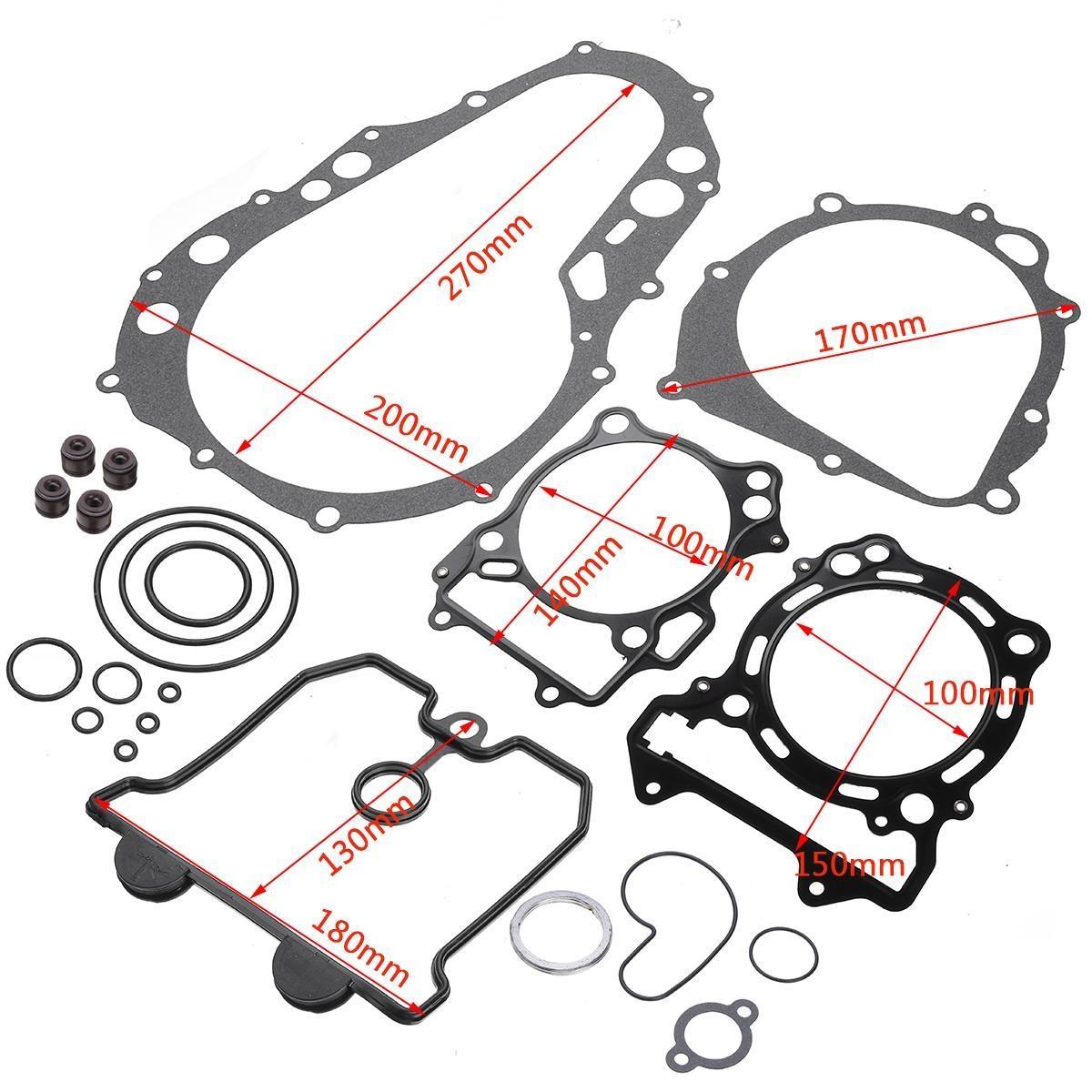 Cam Chain Open Inc Link BorgWarner Morse 94 Links Honda CBF 125 M 2009-2010