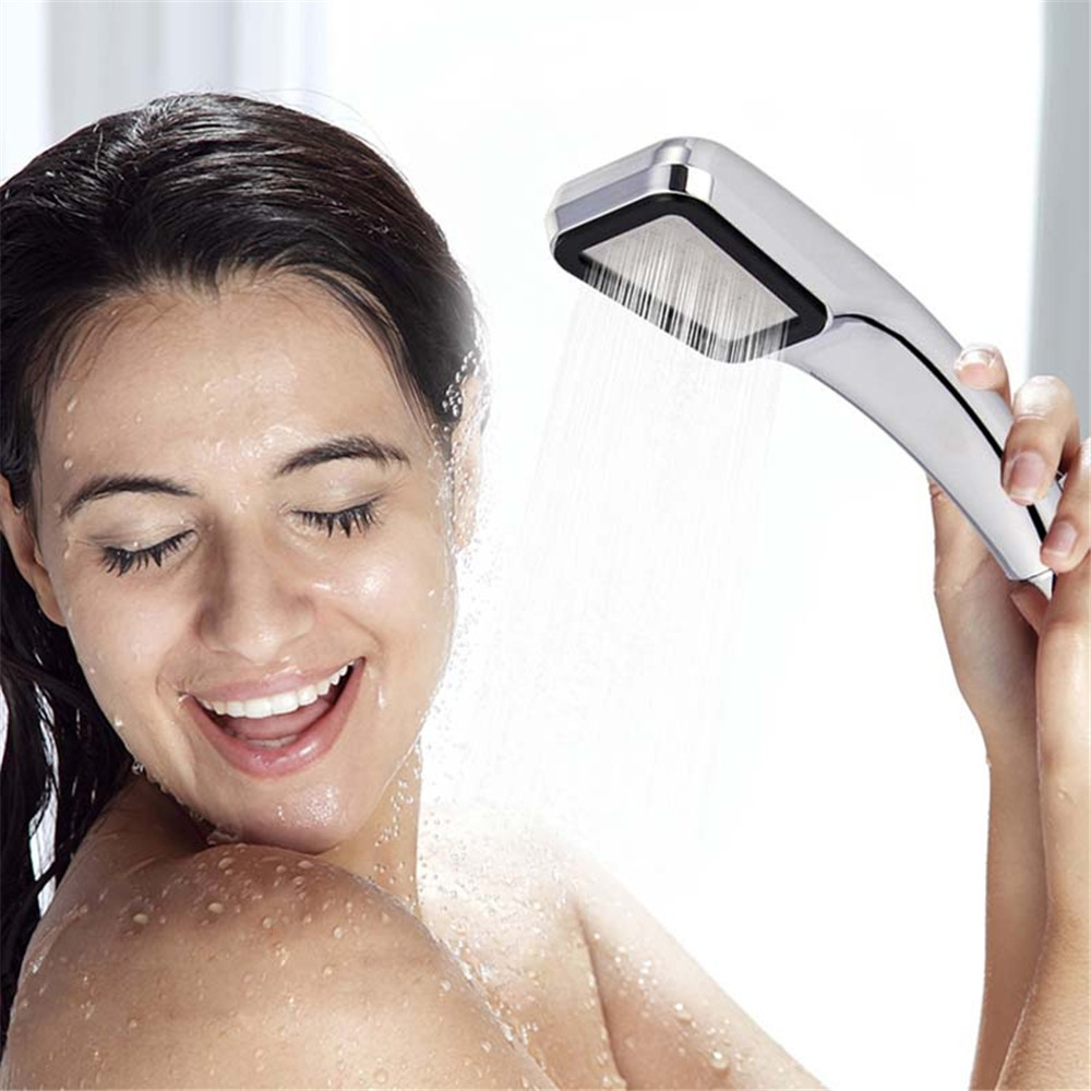 300 Holes High-pressure Boost Shower Head