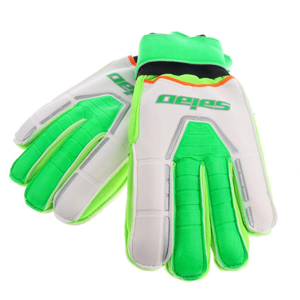 Footful Goalkeeper Finger Saver Protect Goalie Gloves Junior Anti-slip Sweat Absorbing Football Soccer Finger Protection