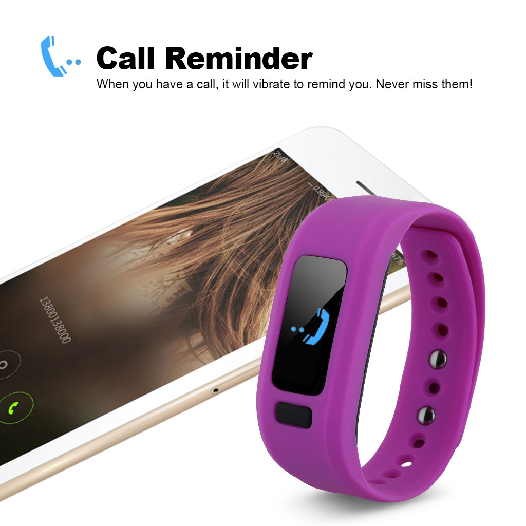 The Bluetooth smart wristband available on Jumia