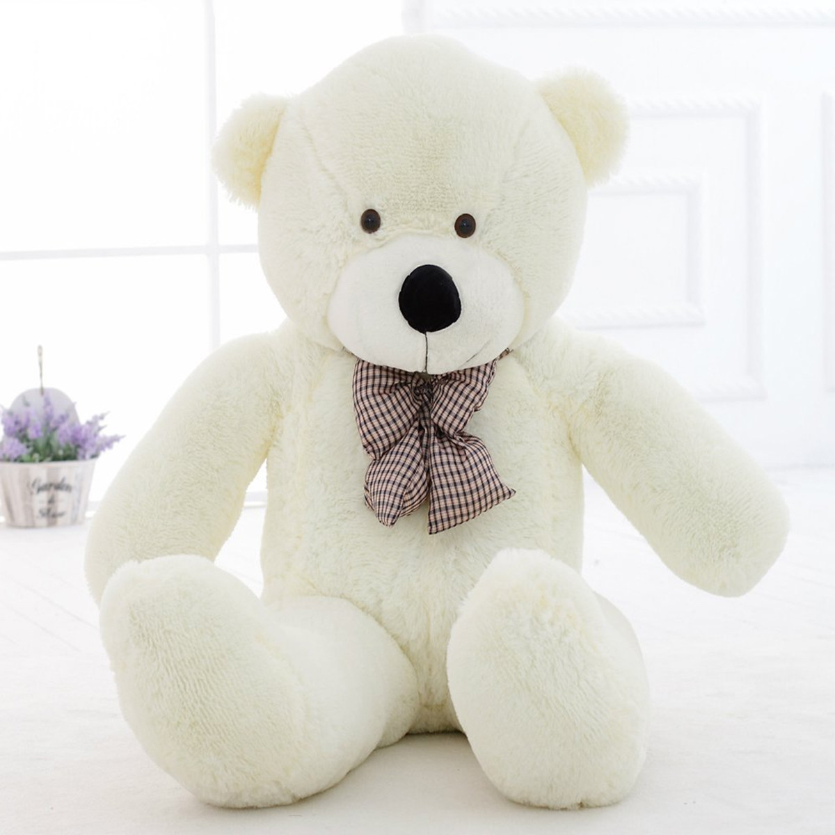 Generic 55'' Giant Big Teddy Bear CASE UNFILLED NO PP COTTON Huge ...