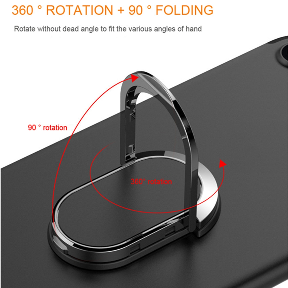New Magnetic Mobile Phone Ring Buckle Bracket