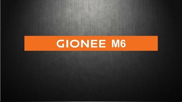 Gionee M6 on Jumia