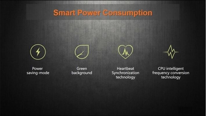 Gionee M6 on Jumia/ smart power consumption