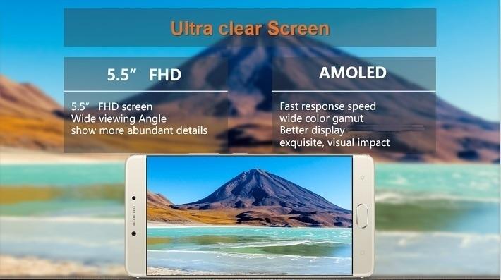 Gionee M6 on Jumia/5.5INCH hd