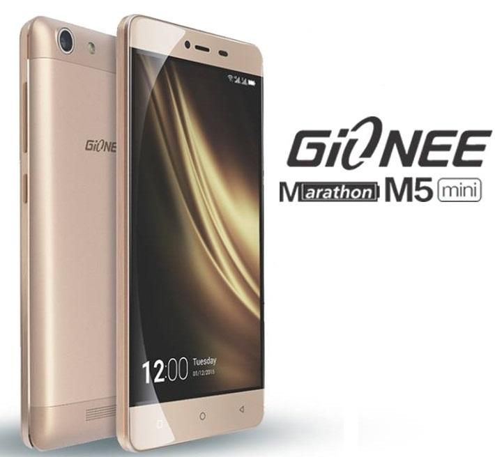Gionee M5 Mini on Jumia