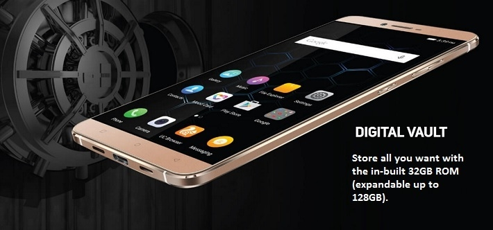 Gionee S6 Android Phone with 32GB ROM