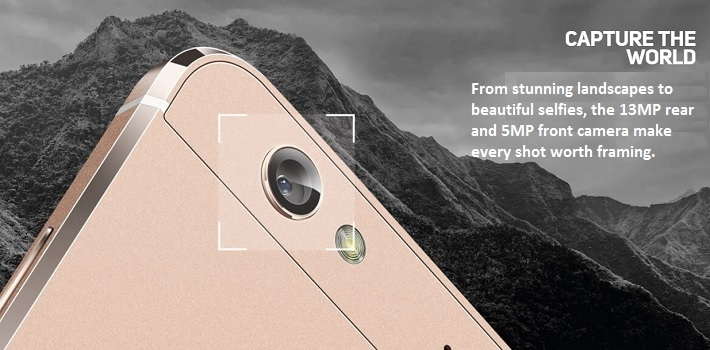 Gionee S6 13MP Camera Specs