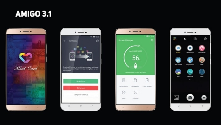 Gionee S6 Android Phone