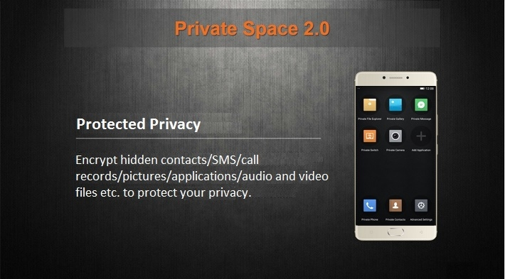 Gionee M6 on Jumia private space