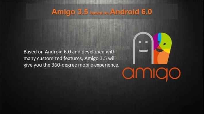 Gionee M6 on Jumia Amigo 3.5