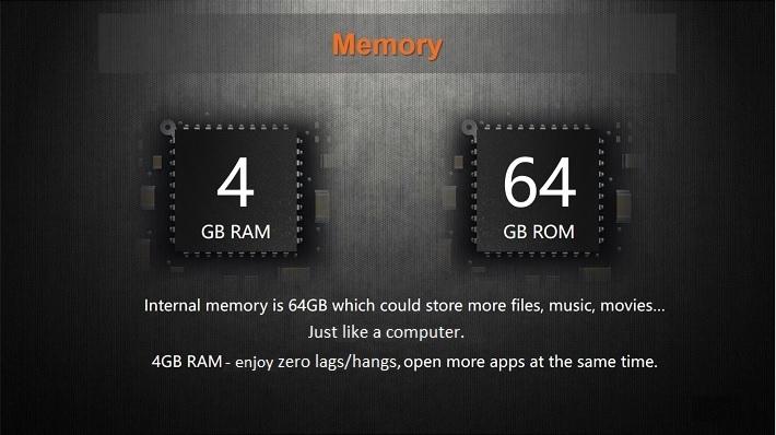 Gionee M6 on Jumia - 64GB/4GB