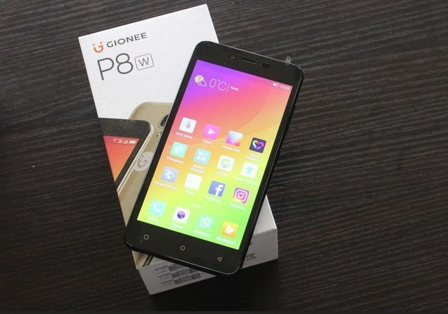 Gionee p8w on Jumia at the best price