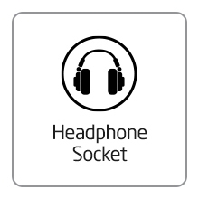 Headphone socket
