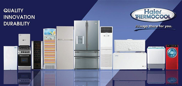 e227d6f5e3f The Haier Thermocool refrigerators are a perfect blend of aesthetics and  performance and this Double Door Fridge is a 180 litre capacity with direct  cooling ...