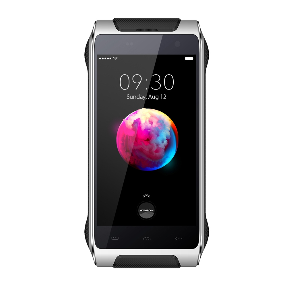 Homtom HT20 Pro MTK6753 1.3GHz Octa Core Android 6.0 IP68 Waterproof Smartphone 4.7 Inch 3G RAM 32G ROM 13MP Cellphone(White) price in nigeria