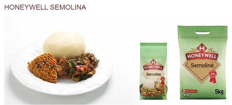 honeywell semolina best price in nigeria