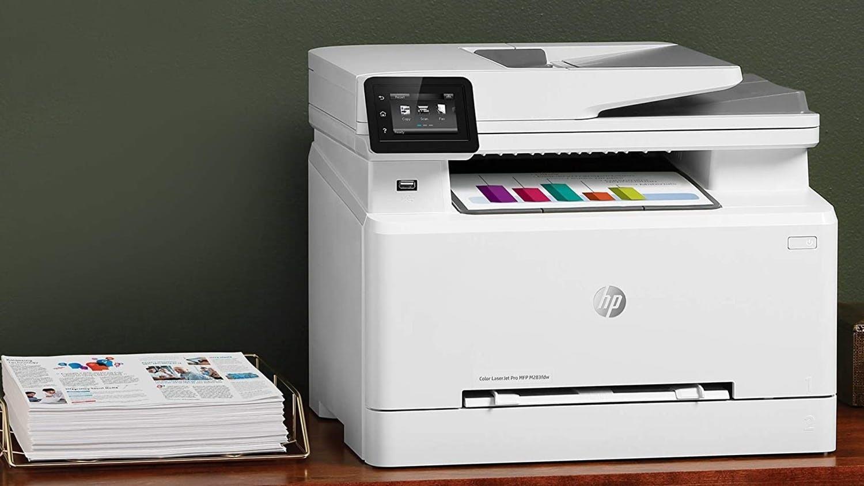 HP Color LaserJet Pro MFP M283fdw All-in-One Printer - Harvey ...