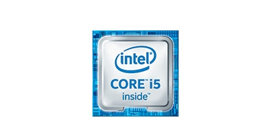 Powerful Intel Core i5 processor