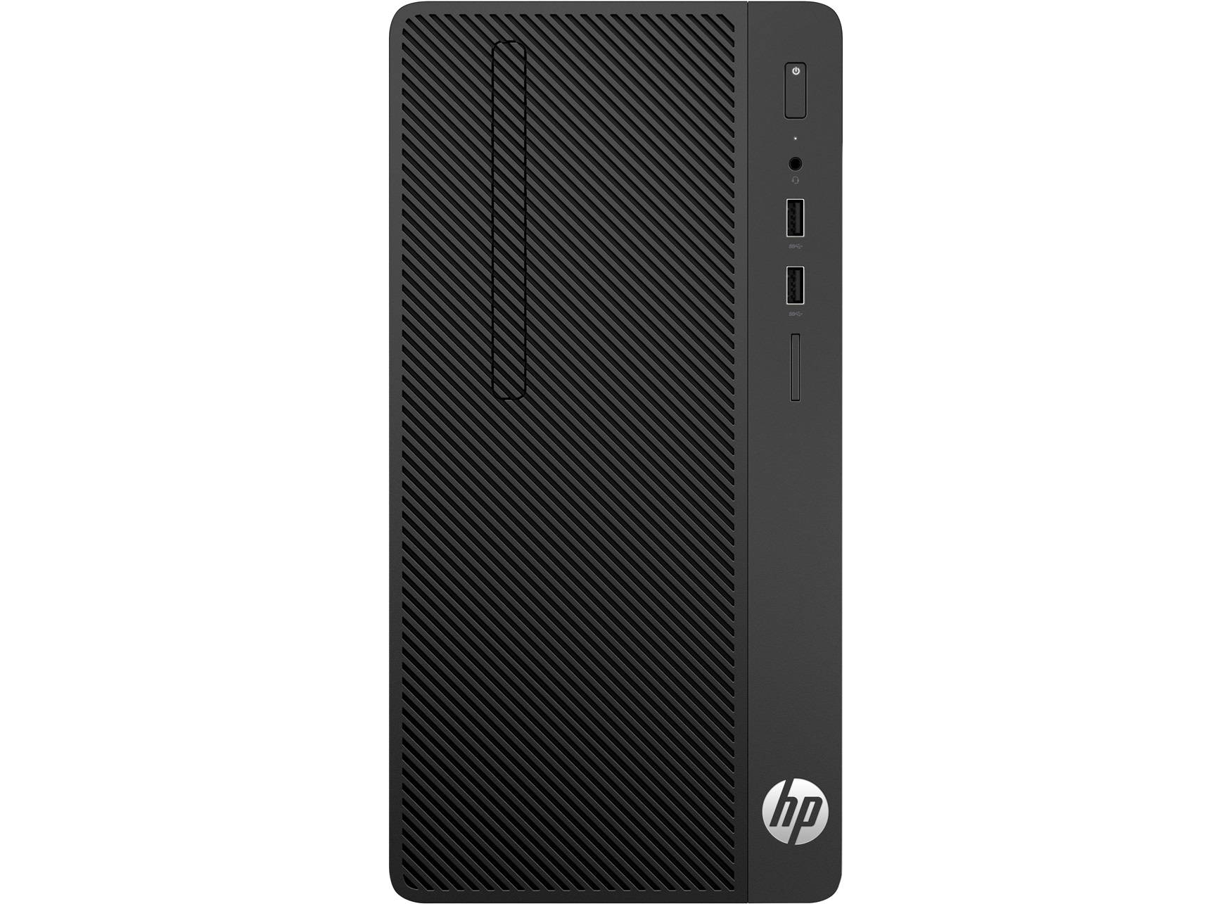 2b99c352e HP 290 G1 Business Desktop Microtower PC Intel Pentium Dual-Core ...