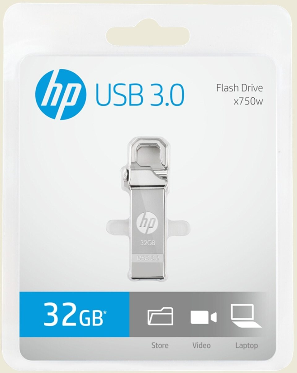 HP x750w USB Flash Drive USB 3.0 32GB 16GB High Speed Elegant Metal USB Stick 16gb Pendrive Flash Drive Customized Logo Pen drive (7)