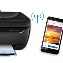 The easiest way to print from a smartphone or tablet
