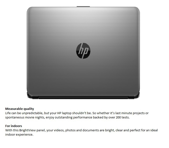 HP 14-am052nia X4M04EA on Jumia