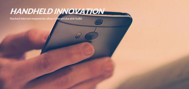 HTC one innovation