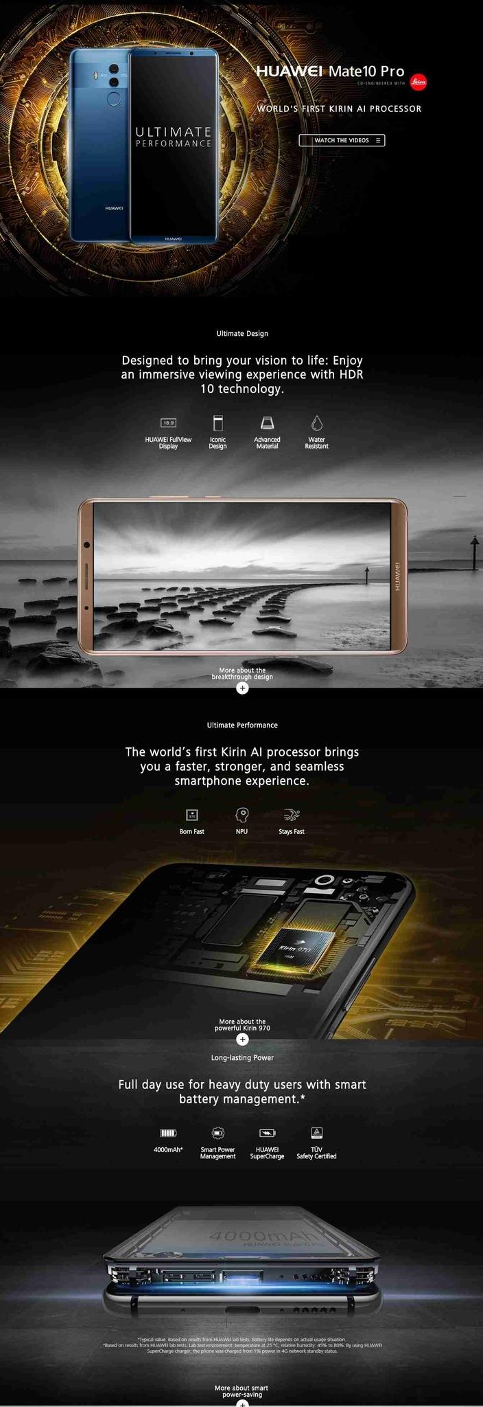 huawei mate 10 pro Huawei Mate 10 Pro (6GB, 128GB) 7c3f09bf45897cfbf5142a4e109e4f10