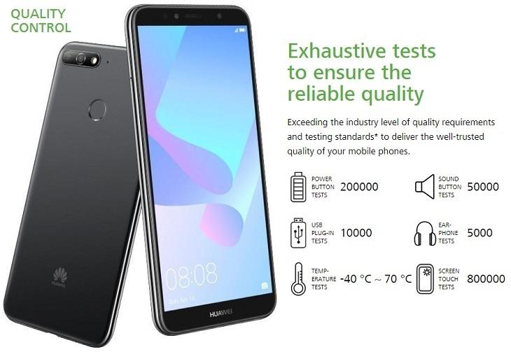 Buy Huawei Huawei Y6 Prime (2018) - 5 7