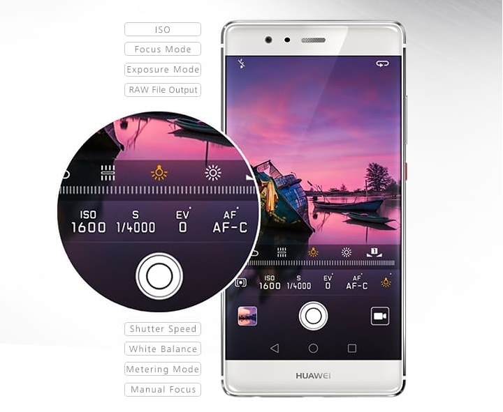 Huawei P9 Plus at best price