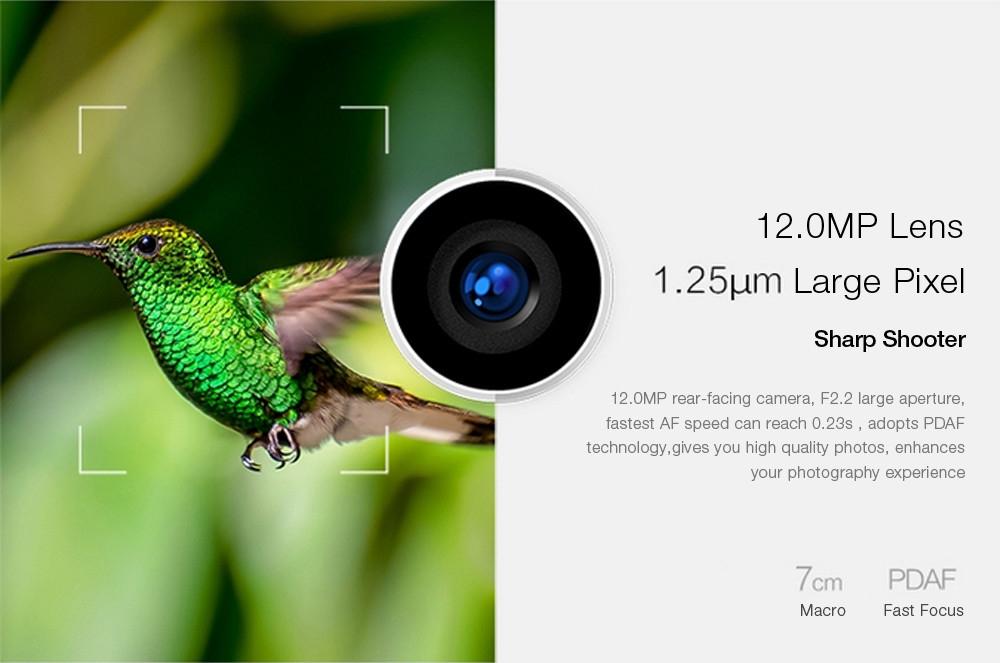 Huawei Honor 8 Lite ( PRA-AL00 ) 5.2 inch 4G Smartphone EMUI 5.0 Kirin 655 Octa Core 2.1GHz 3GB RAM 32GB ROM Fingerprint Sensor WiFi Direct