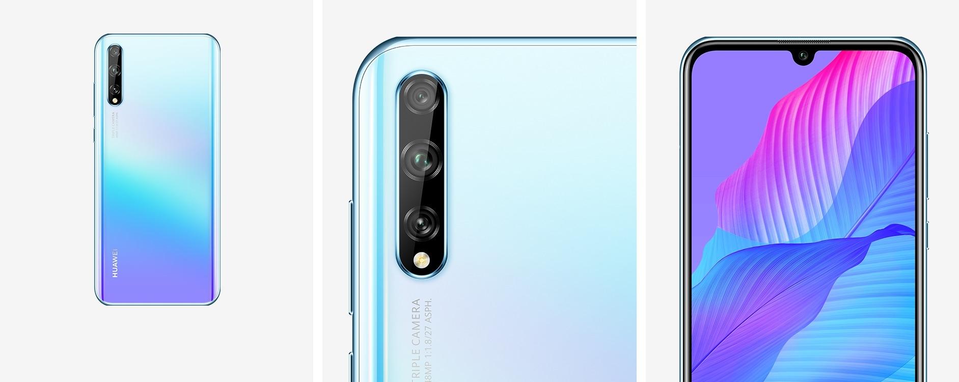 huawei y8p-colorful id phone