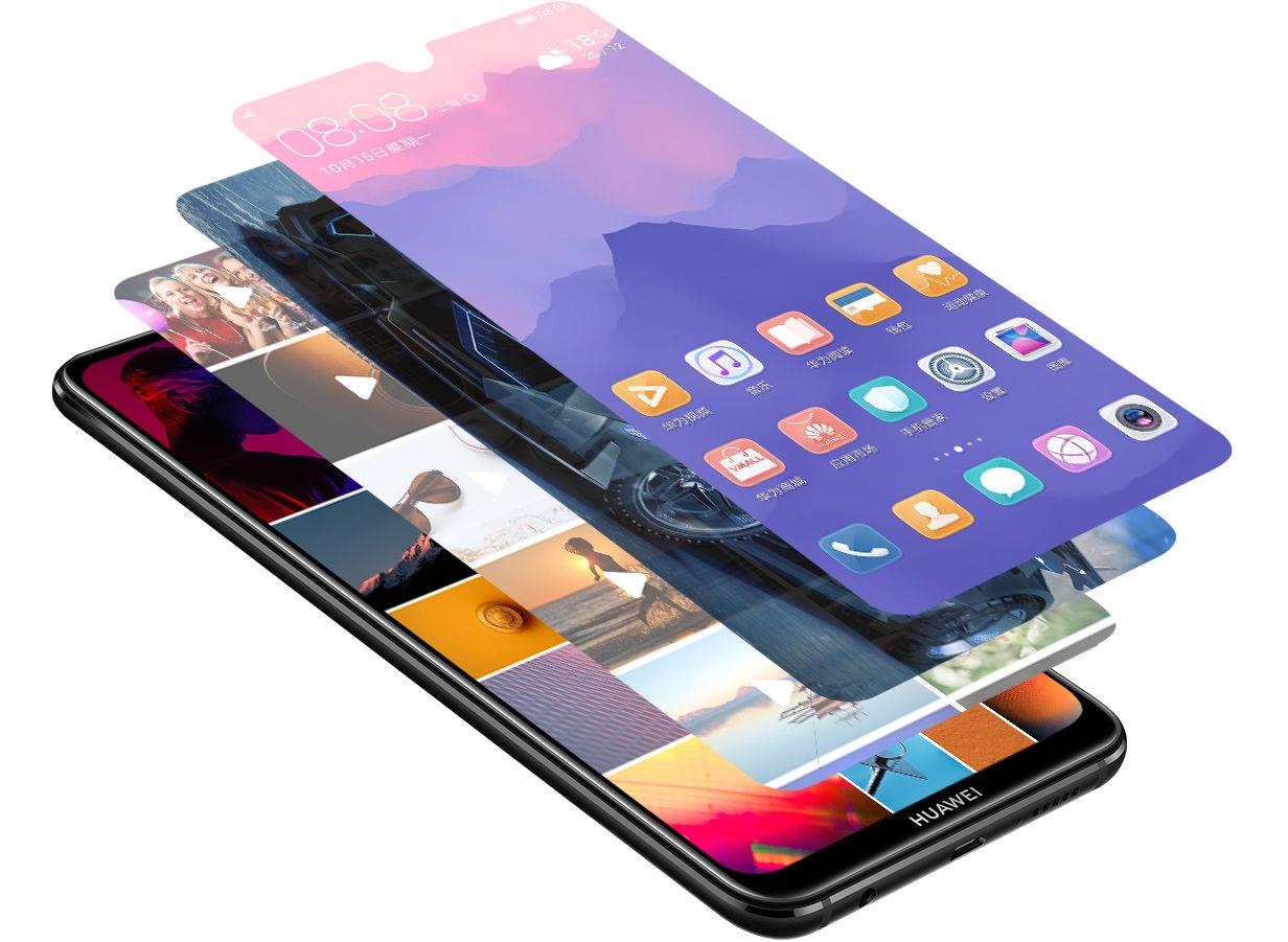 Huawei Y MAX MicroSD Card