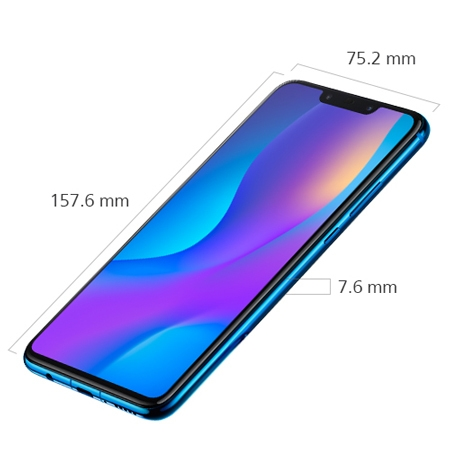 huawei nova 3i - Physical Features