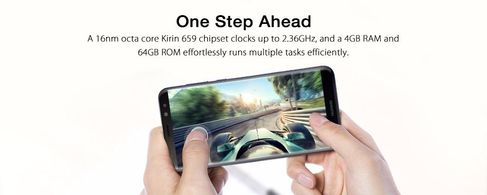Huawei Huawei Nova 2I Octa-Core 5 9inch HD 4G+64G 16MP+13MP