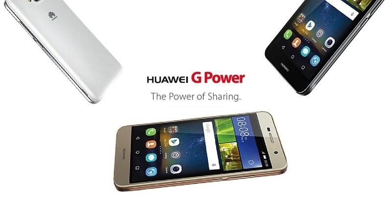 Huawei G Power Smartphone